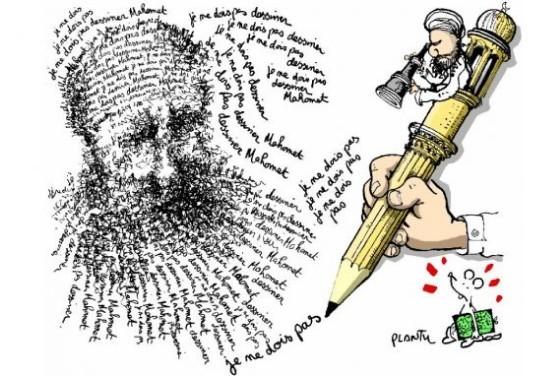 Ma liberté d'expression est plus grosse que la tienne – François De Smet
